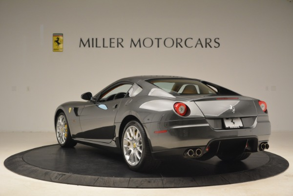 Used 2010 Ferrari 599 GTB Fiorano for sale Sold at Bugatti of Greenwich in Greenwich CT 06830 5
