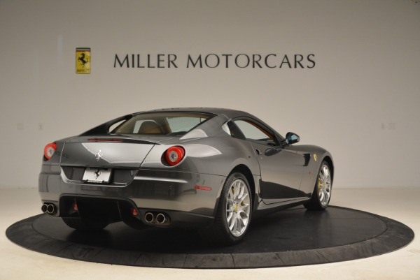 Used 2010 Ferrari 599 GTB Fiorano for sale Sold at Bugatti of Greenwich in Greenwich CT 06830 7