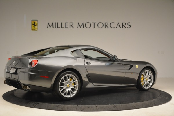 Used 2010 Ferrari 599 GTB Fiorano for sale Sold at Bugatti of Greenwich in Greenwich CT 06830 8