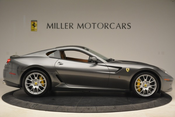 Used 2010 Ferrari 599 GTB Fiorano for sale Sold at Bugatti of Greenwich in Greenwich CT 06830 9