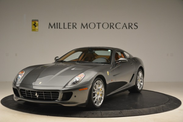 Used 2010 Ferrari 599 GTB Fiorano for sale Sold at Bugatti of Greenwich in Greenwich CT 06830 1
