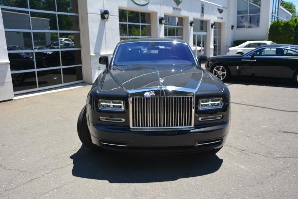 New 2016 Rolls-Royce Phantom for sale Sold at Bugatti of Greenwich in Greenwich CT 06830 2