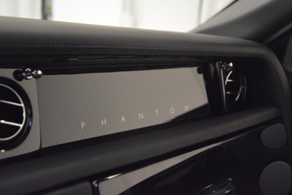 New 2016 Rolls-Royce Phantom for sale Sold at Bugatti of Greenwich in Greenwich CT 06830 26