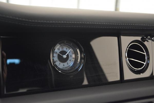 New 2016 Rolls-Royce Phantom for sale Sold at Bugatti of Greenwich in Greenwich CT 06830 27