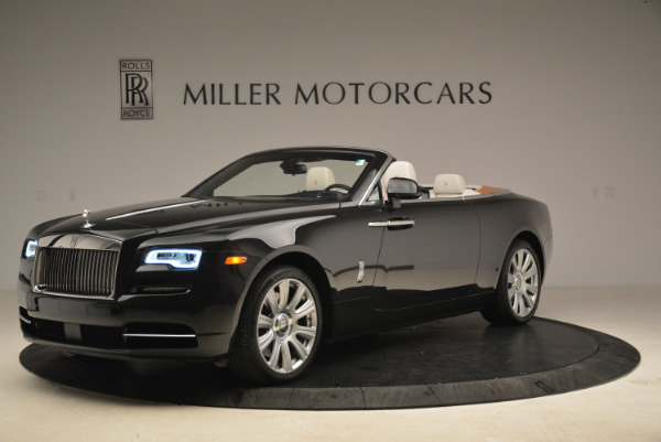 Used 2016 Rolls-Royce Dawn for sale Sold at Bugatti of Greenwich in Greenwich CT 06830 2