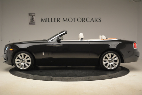Used 2016 Rolls-Royce Dawn for sale Sold at Bugatti of Greenwich in Greenwich CT 06830 3