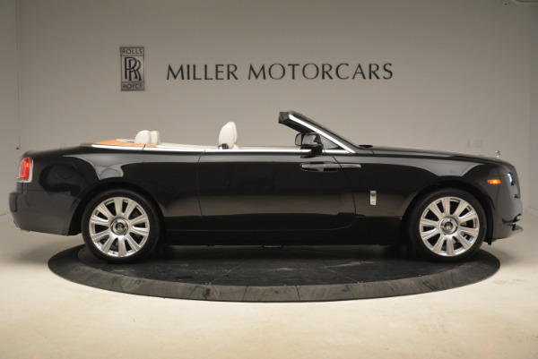 Used 2016 Rolls-Royce Dawn for sale Sold at Bugatti of Greenwich in Greenwich CT 06830 9