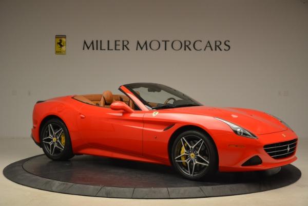 Used 2015 Ferrari California T for sale Sold at Bugatti of Greenwich in Greenwich CT 06830 10