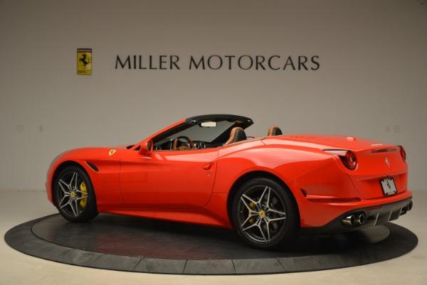 Used 2015 Ferrari California T for sale Sold at Bugatti of Greenwich in Greenwich CT 06830 4