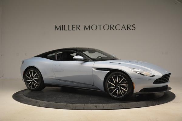 New 2018 Aston Martin DB11 V12 for sale Sold at Bugatti of Greenwich in Greenwich CT 06830 10