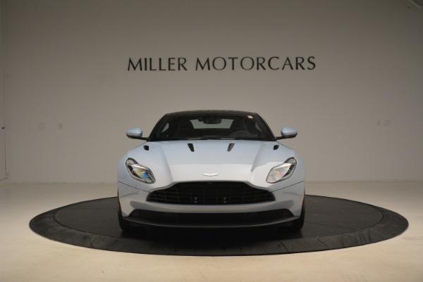 New 2018 Aston Martin DB11 V12 for sale Sold at Bugatti of Greenwich in Greenwich CT 06830 12