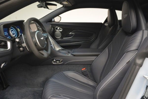 New 2018 Aston Martin DB11 V12 for sale Sold at Bugatti of Greenwich in Greenwich CT 06830 13