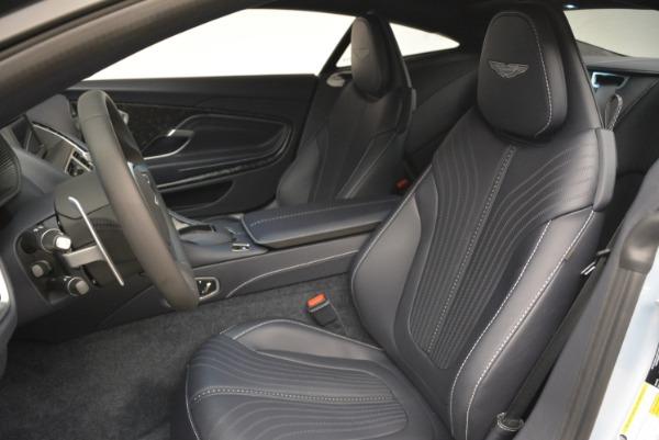 New 2018 Aston Martin DB11 V12 for sale Sold at Bugatti of Greenwich in Greenwich CT 06830 15