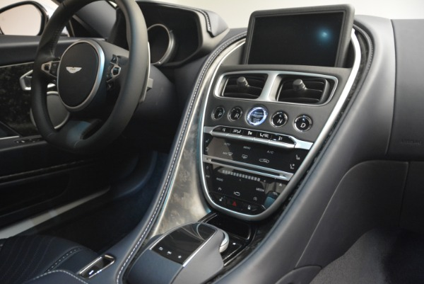 New 2018 Aston Martin DB11 V12 for sale Sold at Bugatti of Greenwich in Greenwich CT 06830 18