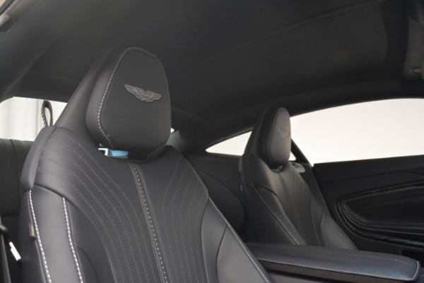 New 2018 Aston Martin DB11 V12 for sale Sold at Bugatti of Greenwich in Greenwich CT 06830 19