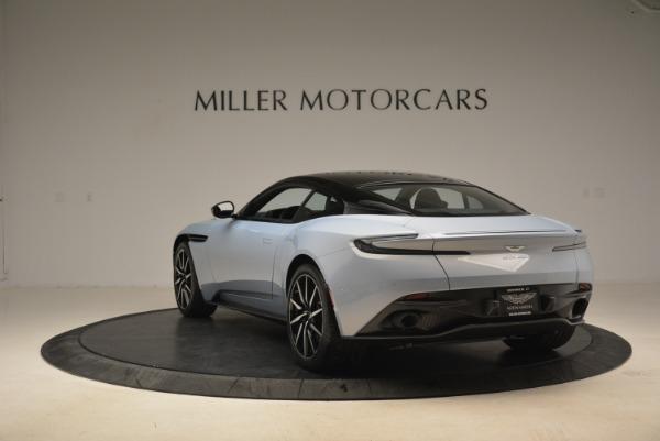 New 2018 Aston Martin DB11 V12 for sale Sold at Bugatti of Greenwich in Greenwich CT 06830 5