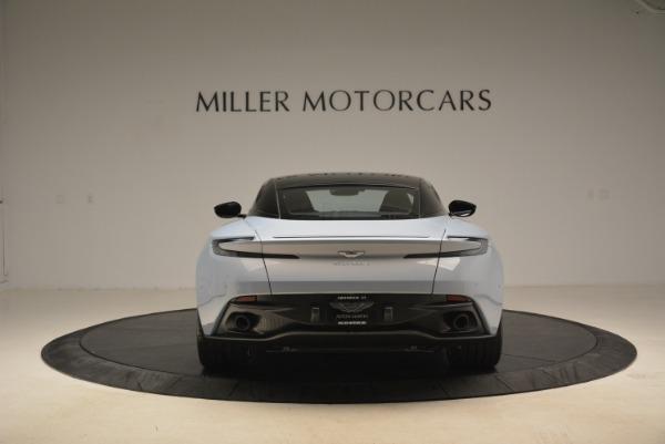 New 2018 Aston Martin DB11 V12 for sale Sold at Bugatti of Greenwich in Greenwich CT 06830 6