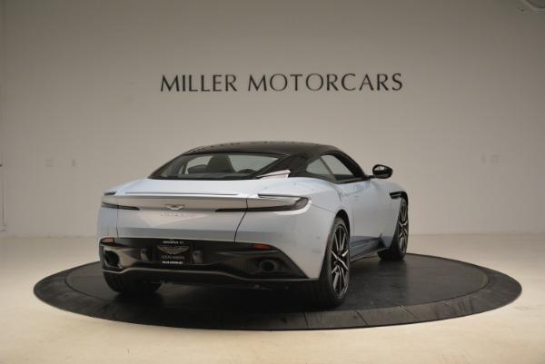 New 2018 Aston Martin DB11 V12 for sale Sold at Bugatti of Greenwich in Greenwich CT 06830 7