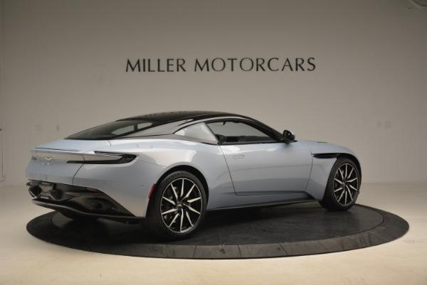 New 2018 Aston Martin DB11 V12 for sale Sold at Bugatti of Greenwich in Greenwich CT 06830 8