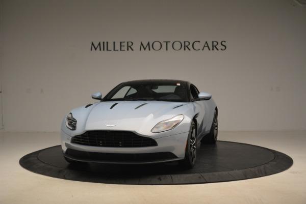 New 2018 Aston Martin DB11 V12 for sale Sold at Bugatti of Greenwich in Greenwich CT 06830 1