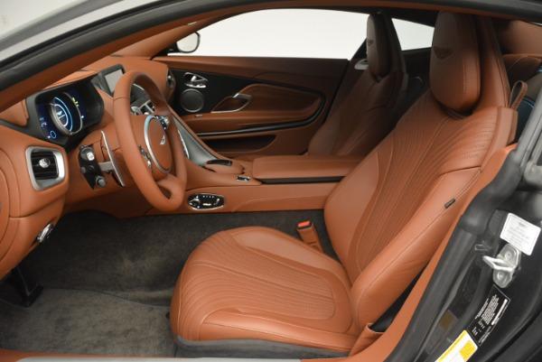 Used 2018 Aston Martin DB11 V12 for sale $164,990 at Bugatti of Greenwich in Greenwich CT 06830 13