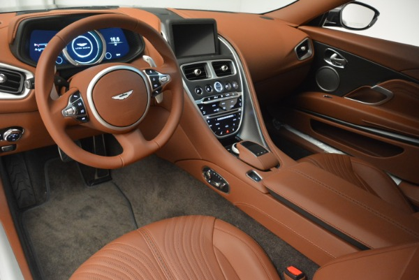 Used 2018 Aston Martin DB11 V12 for sale $164,990 at Bugatti of Greenwich in Greenwich CT 06830 14