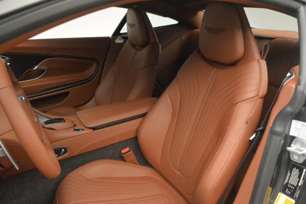 Used 2018 Aston Martin DB11 V12 for sale $164,990 at Bugatti of Greenwich in Greenwich CT 06830 15