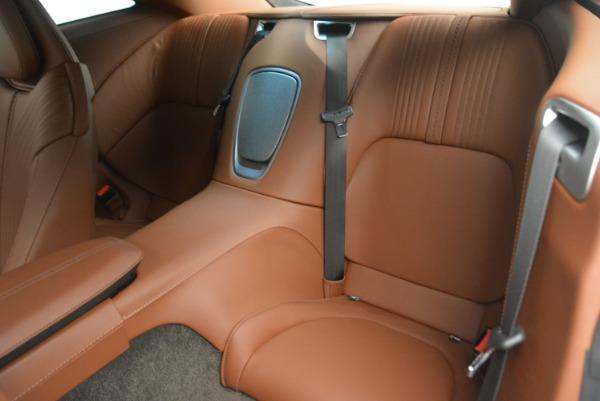New 2018 Aston Martin DB11 V12 Coupe for sale Sold at Bugatti of Greenwich in Greenwich CT 06830 16