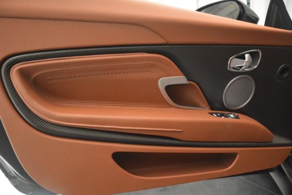 Used 2018 Aston Martin DB11 V12 for sale $164,990 at Bugatti of Greenwich in Greenwich CT 06830 17