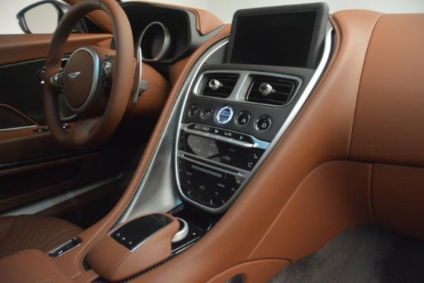 Used 2018 Aston Martin DB11 V12 for sale $164,990 at Bugatti of Greenwich in Greenwich CT 06830 18
