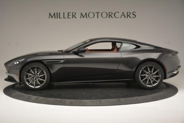 Used 2018 Aston Martin DB11 V12 for sale $164,990 at Bugatti of Greenwich in Greenwich CT 06830 3