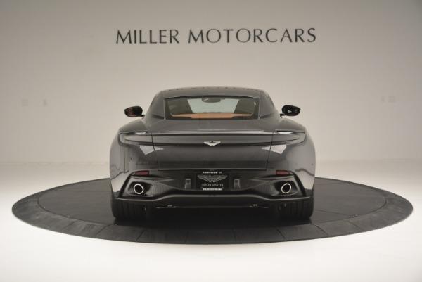 New 2018 Aston Martin DB11 V12 Coupe for sale Sold at Bugatti of Greenwich in Greenwich CT 06830 6