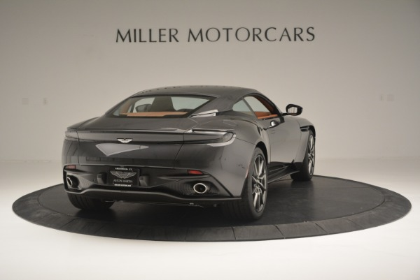 Used 2018 Aston Martin DB11 V12 for sale $164,990 at Bugatti of Greenwich in Greenwich CT 06830 7