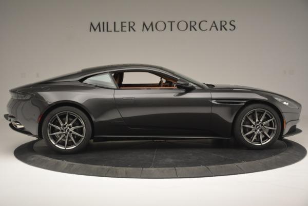 Used 2018 Aston Martin DB11 V12 for sale $164,990 at Bugatti of Greenwich in Greenwich CT 06830 9
