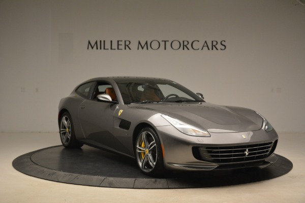 Used 2017 Ferrari GTC4Lusso for sale Sold at Bugatti of Greenwich in Greenwich CT 06830 11