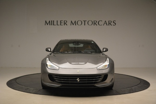 Used 2017 Ferrari GTC4Lusso for sale Sold at Bugatti of Greenwich in Greenwich CT 06830 12