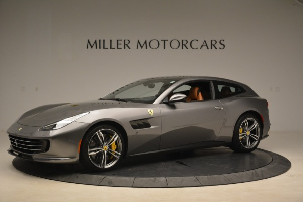 Used 2017 Ferrari GTC4Lusso for sale Sold at Bugatti of Greenwich in Greenwich CT 06830 2