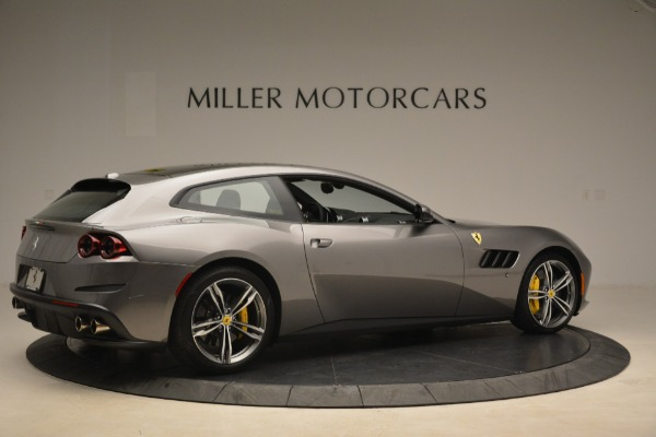 Used 2017 Ferrari GTC4Lusso for sale Sold at Bugatti of Greenwich in Greenwich CT 06830 8