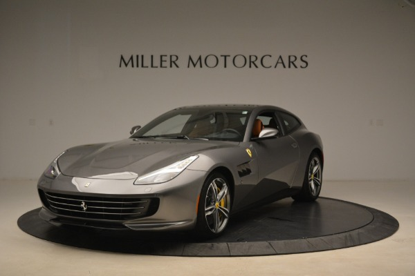 Used 2017 Ferrari GTC4Lusso for sale Sold at Bugatti of Greenwich in Greenwich CT 06830 1
