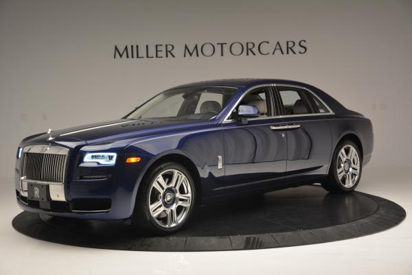 New 2016 Rolls-Royce Ghost Series II for sale Sold at Bugatti of Greenwich in Greenwich CT 06830 2