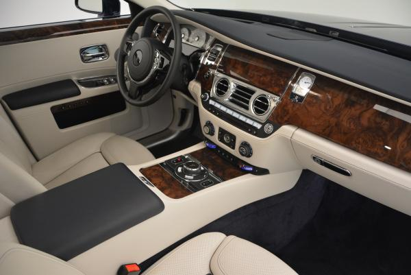 New 2016 Rolls-Royce Ghost Series II for sale Sold at Bugatti of Greenwich in Greenwich CT 06830 20