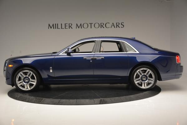 New 2016 Rolls-Royce Ghost Series II for sale Sold at Bugatti of Greenwich in Greenwich CT 06830 4
