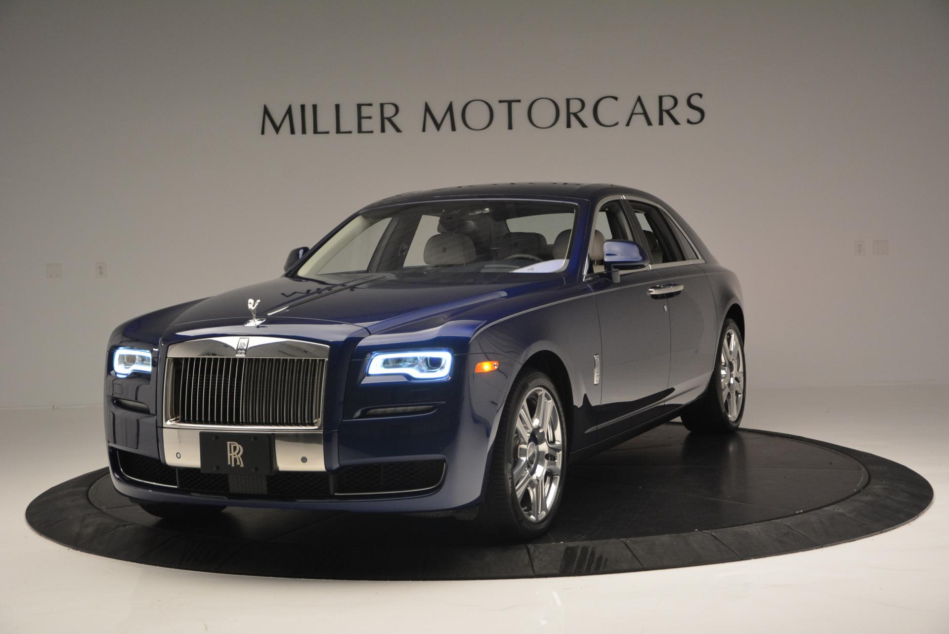 New 2016 Rolls-Royce Ghost Series II for sale Sold at Bugatti of Greenwich in Greenwich CT 06830 1