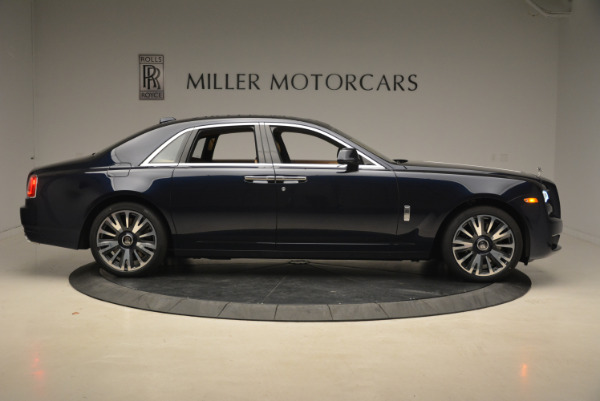 Used 2018 Rolls-Royce Ghost for sale Sold at Bugatti of Greenwich in Greenwich CT 06830 10