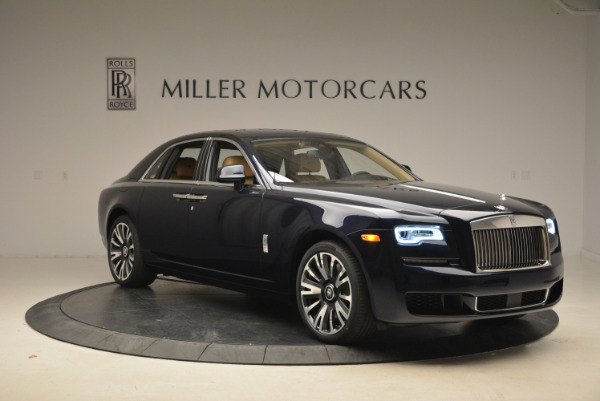 Used 2018 Rolls-Royce Ghost for sale Sold at Bugatti of Greenwich in Greenwich CT 06830 12