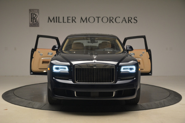 Used 2018 Rolls-Royce Ghost for sale Sold at Bugatti of Greenwich in Greenwich CT 06830 13