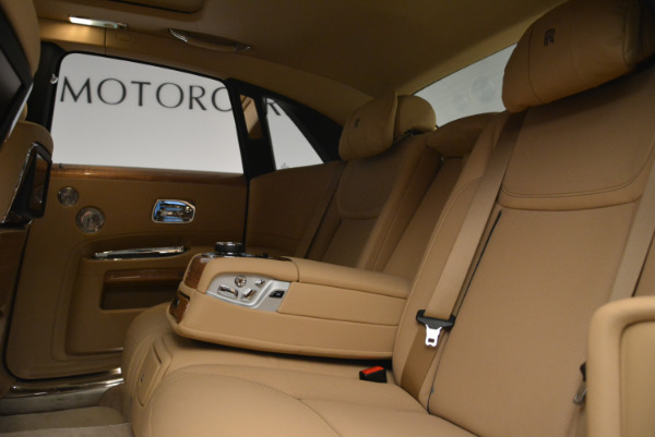 Used 2018 Rolls-Royce Ghost for sale Sold at Bugatti of Greenwich in Greenwich CT 06830 22