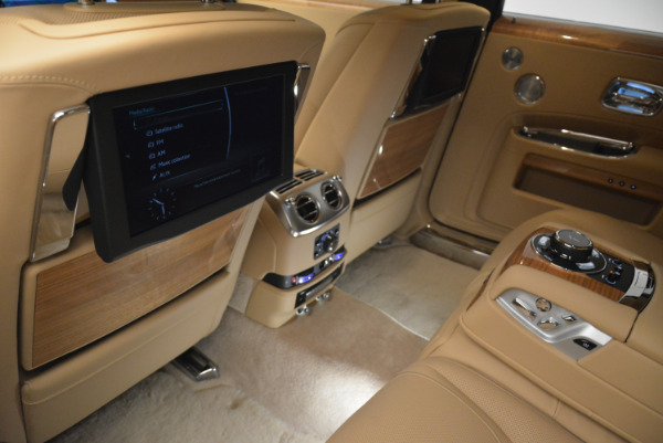 Used 2018 Rolls-Royce Ghost for sale Sold at Bugatti of Greenwich in Greenwich CT 06830 23