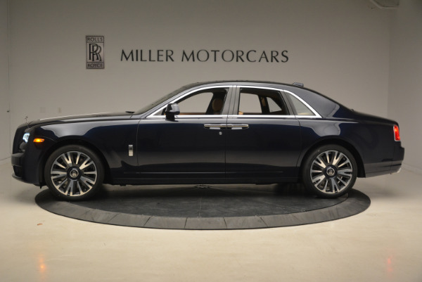 Used 2018 Rolls-Royce Ghost for sale Sold at Bugatti of Greenwich in Greenwich CT 06830 3