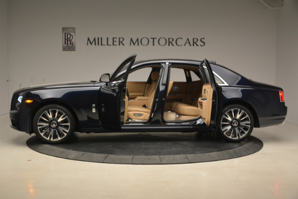 Used 2018 Rolls-Royce Ghost for sale Sold at Bugatti of Greenwich in Greenwich CT 06830 4